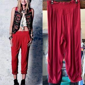 Free People Harem Pant Size S